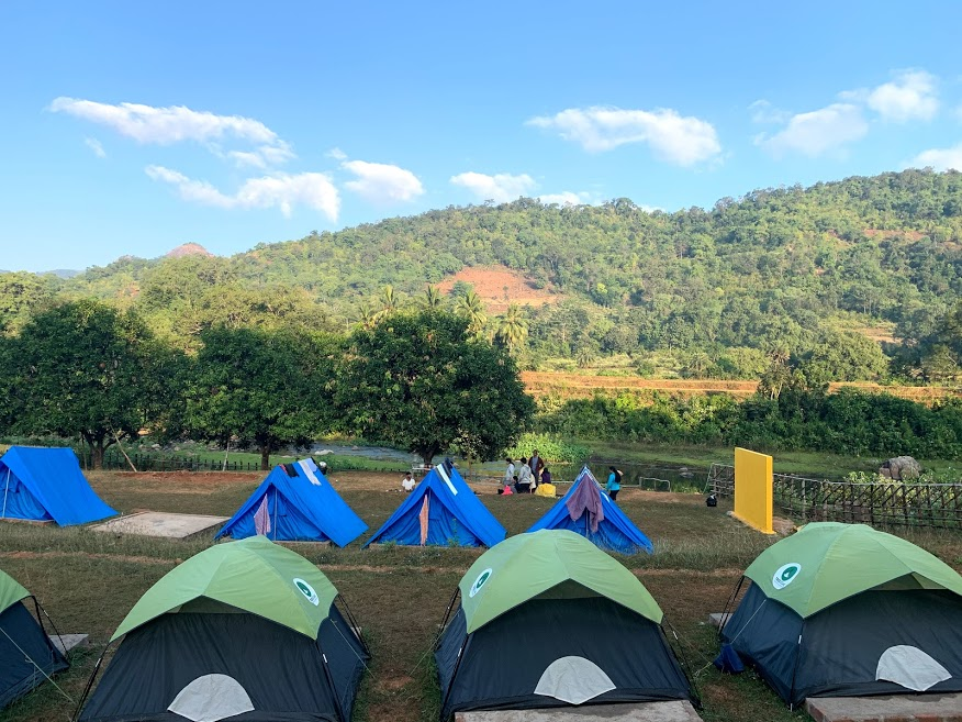 Best Riverside Camping in Vizag