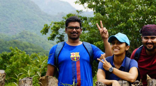 Bheemakonda Monsoon Trekking
